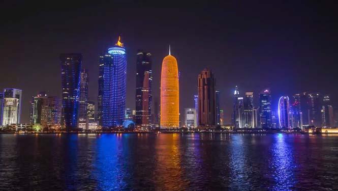 Ταξίδι στη Doha μέσα από ένα εκπληκτικό Hyperlapse Video (1)