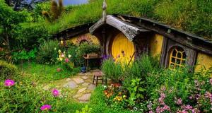 17 εκπληκτικά σπίτια που μοιάζουν βγαλμένα από παραμύθι