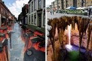 Εκπληκτικές δημιουργίες στην πόλη | Otherside.gr