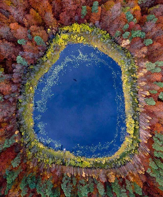 Οι εκπληκτικές εναέριες φωτογραφίες του Kacper Kowalski (1)