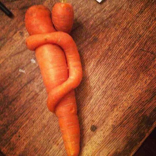Φρούτα και λαχανικά που μοιάζουν με άλλα πράγματα (14)