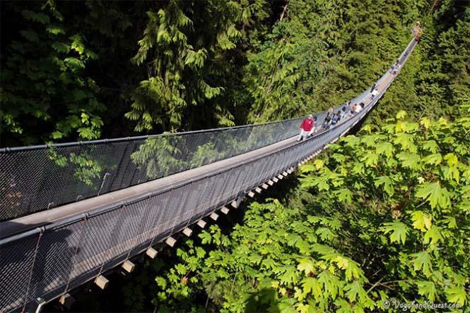 Γέφυρα Capilano στον Καναδά (4)