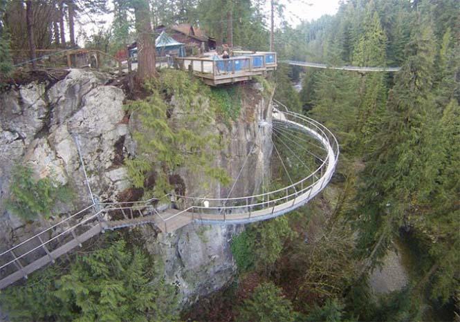 Γέφυρα Capilano στον Καναδά (6)