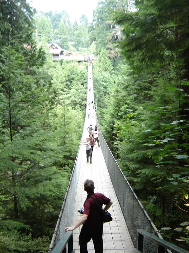 Γέφυρα Capilano στον Καναδά (8)