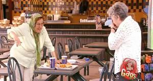 Γιαγιά φαρσέρ τρελαίνει κόσμο με μια Polaroid (Video)