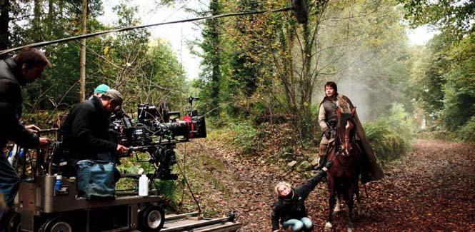 Στα γυρίσματα της σειράς «Game of Thrones» (9)