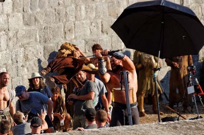 Στα γυρίσματα της σειράς «Game of Thrones» (11)