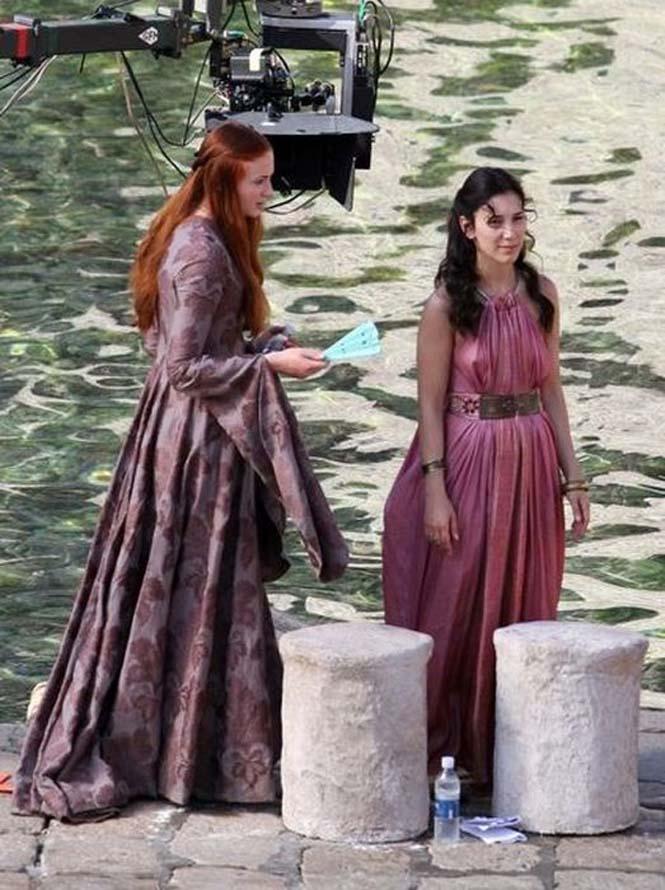 Στα γυρίσματα της σειράς «Game of Thrones» (15)