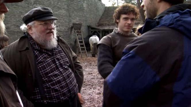 Στα γυρίσματα της σειράς «Game of Thrones» (16)