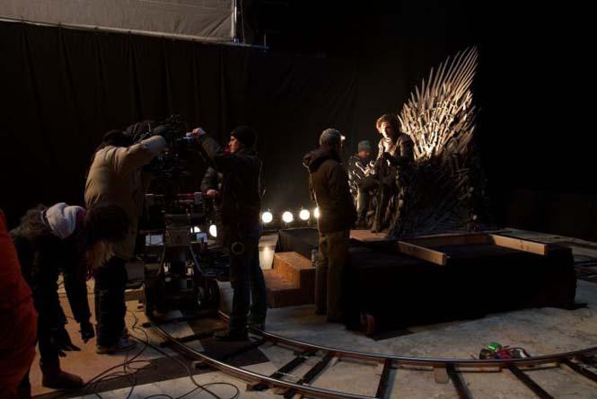 Στα γυρίσματα της σειράς «Game of Thrones» (17)