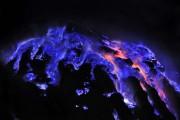 Ηφαίστειο με μπλε λάβα (1)