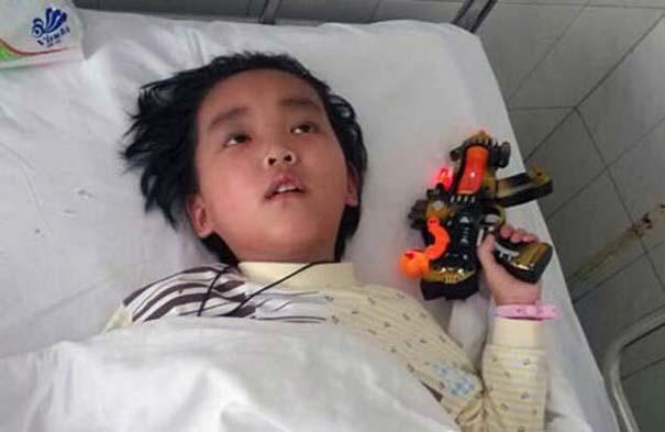 Ηρωική πράξη 7χρονου αγοριού (2)