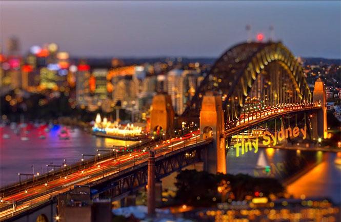 Μικροσκοπικό Sydney