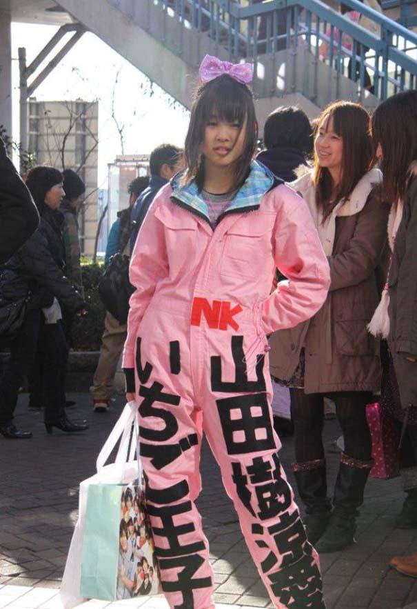 Η μόδα στους δρόμους του Τόκιο (4)