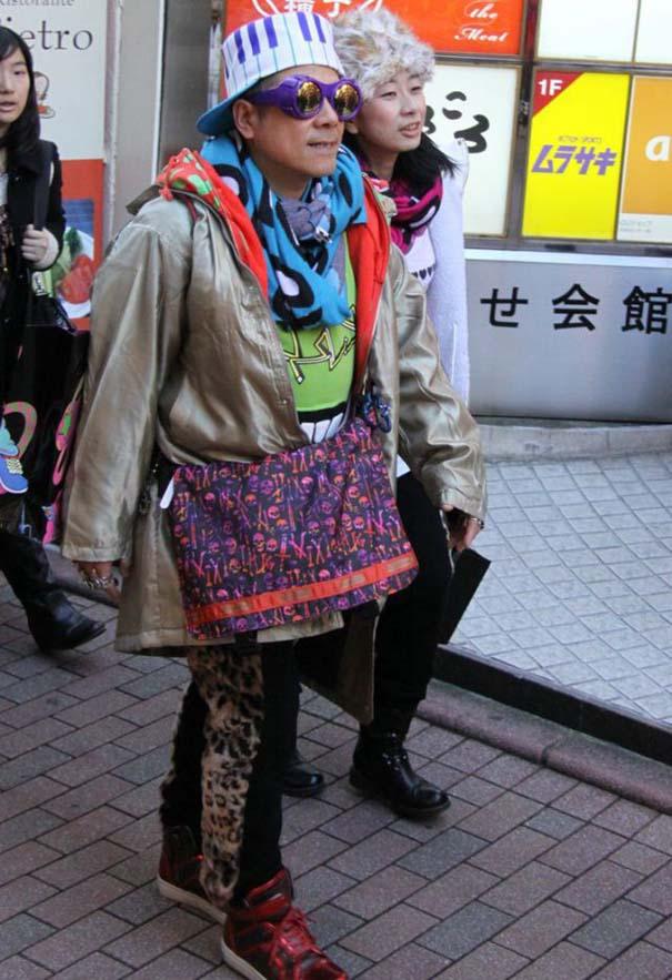 Η μόδα στους δρόμους του Τόκιο (6)