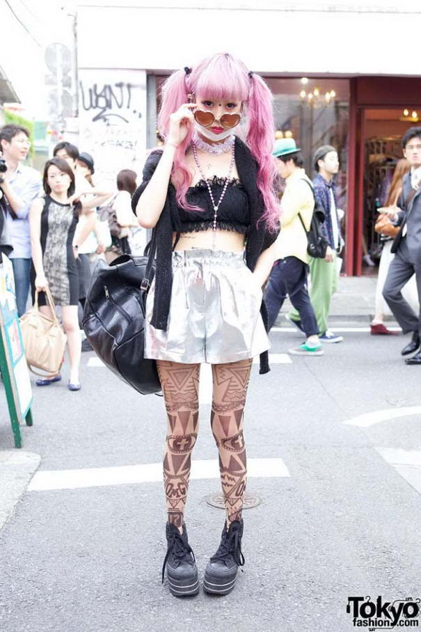 Η μόδα στους δρόμους του Τόκιο (11)