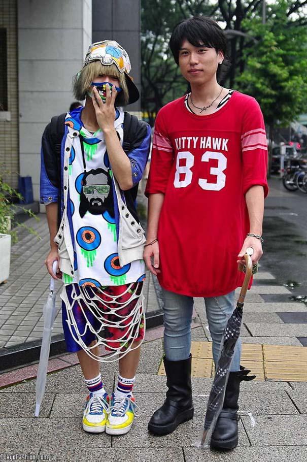 Η μόδα στους δρόμους του Τόκιο (16)
