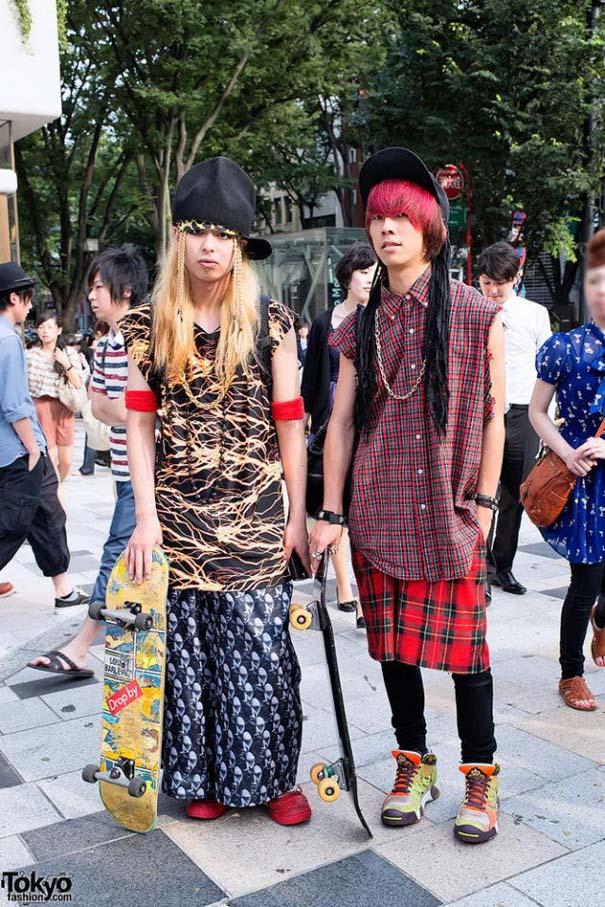 Η μόδα στους δρόμους του Τόκιο (17)