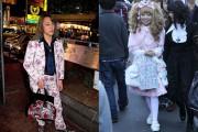 Η μόδα στους δρόμους του Τόκιο