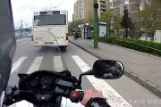Μόλις έχασε το λεωφορείο. Αυτό που ακολούθησε του έφτιαξε τη μέρα!