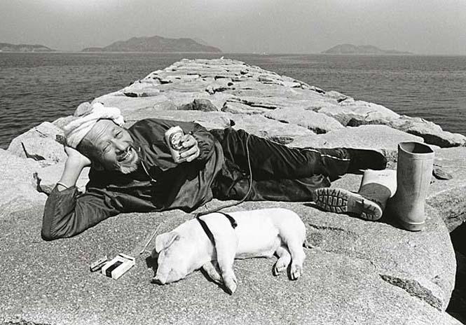 Η μοναδική σχέση ενός αγρότη με τα γουρούνια του (8)