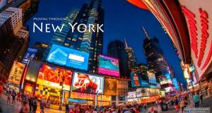 Ταξίδι στη Νέα Υόρκη μέσα από ένα εκπληκτικό Hyperlapse Video