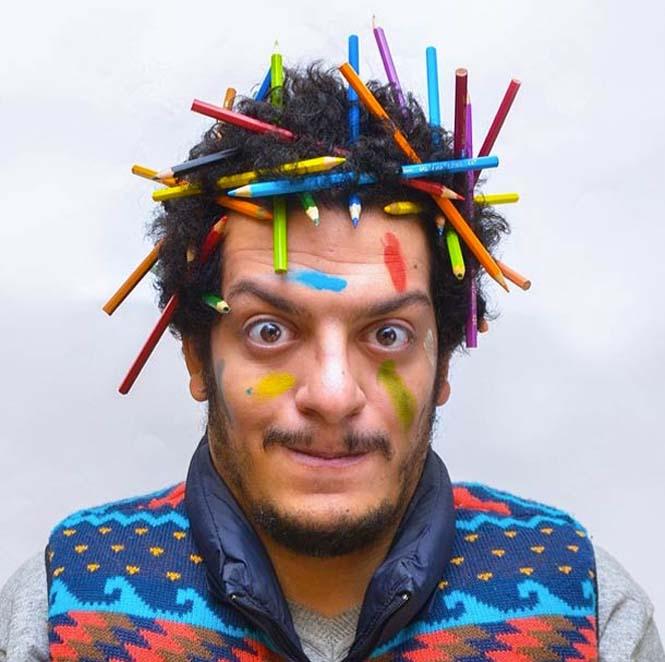 Όταν ένας φωτογράφος παίζει με τα μαλλιά του (17)