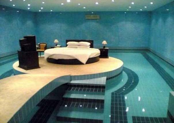Παράξενα και μοναδικά κρεβάτια (3)