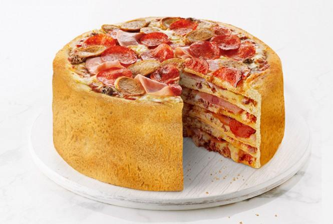 Pizza Cake | Φωτογραφία της ημέρας