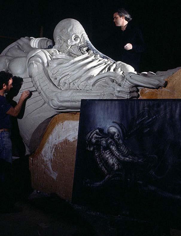 Στα παρασκήνια της ταινίας «Alien» (2)