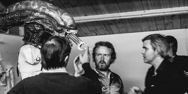 Στα παρασκήνια της ταινίας «Alien» (4)