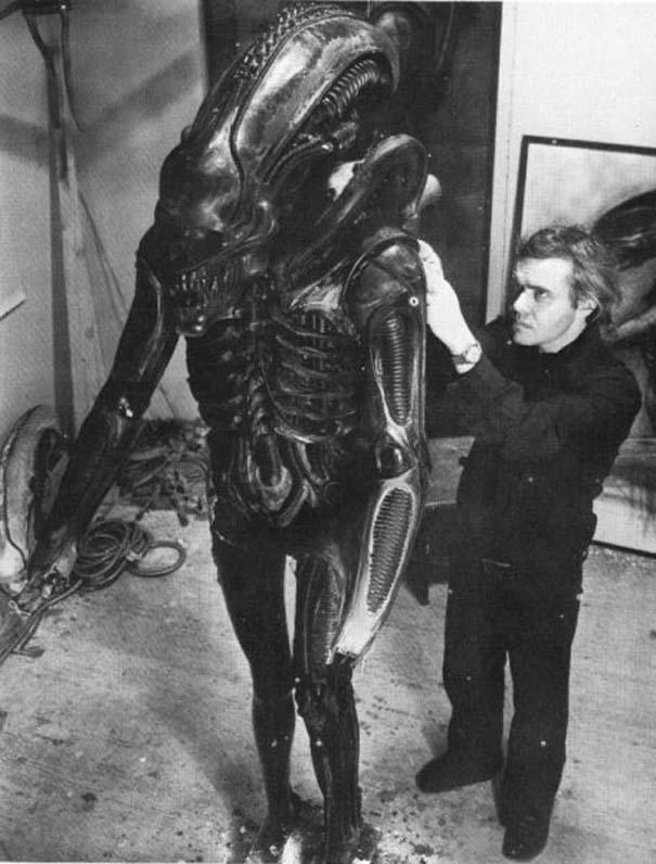 Στα παρασκήνια της ταινίας «Alien» (5)