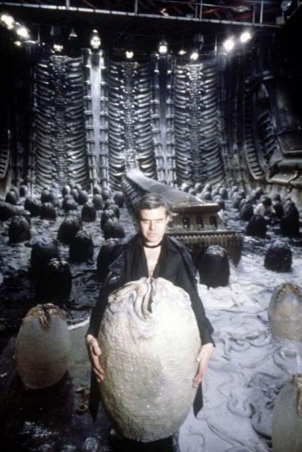 Στα παρασκήνια της ταινίας «Alien» (7)