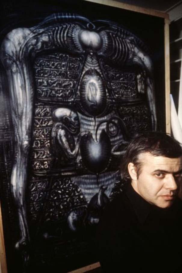 Στα παρασκήνια της ταινίας «Alien» (8)