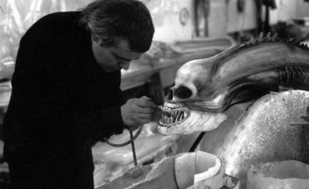 Στα παρασκήνια της ταινίας «Alien» (10)