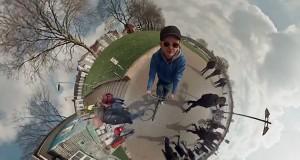 Βίντεο 360 μοιρών: Κάνοντας βόλτες σε μια μικροσκοπική Γη (Video)