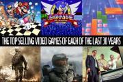 Τα Video Games με τις περισσότερες πωλήσεις των τελευταίων 30 ετών (1)