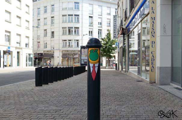 Χιουμοριστική τέχνη του δρόμου από τον OaKoAk (9)