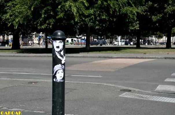 Χιουμοριστική τέχνη του δρόμου από τον OaKoAk (14)