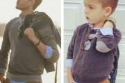 4χρονο αγόρι μιμείται ανδρικά μοντέλα (9)