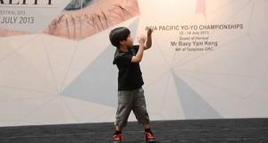 6χρονος είναι τόσο καλός που νομίζεις πως γεννήθηκε με ένα Yo-Yo στο χέρι (Video)