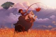 Αν οι χαρακτήρες του Game Of Thrones σχεδιάζονταν από την Disney (2)
