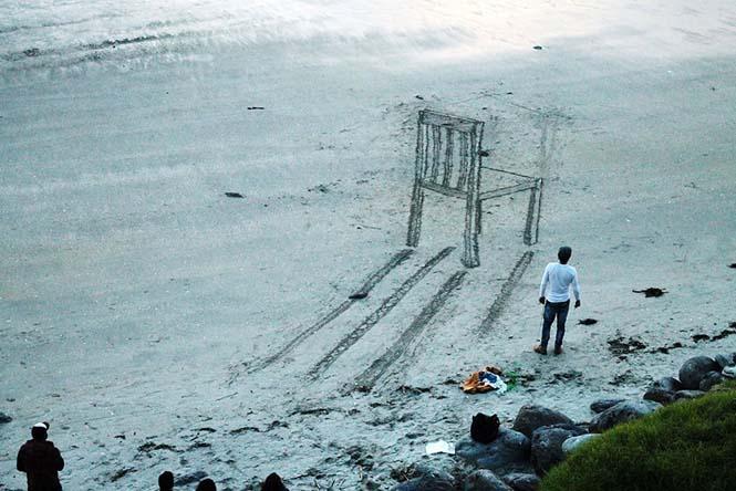 Απίστευτες 3d οφθαλμαπάτες στην άμμο (13)