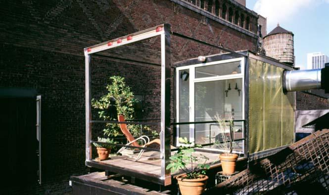Απίστευτες κατοικίες από containers (1)
