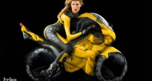 9 απίστευτες οφθαλμαπάτες με bodypainting από την Trina Merry