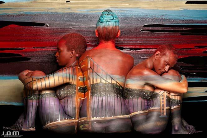 Απίστευτες οφθαλμαπάτες με bodypainting από την Trina Merry (4)