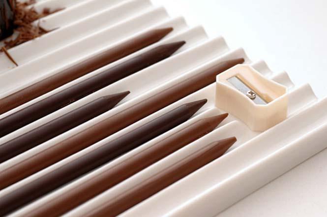 Ασυνήθιστα πράγματα από σοκολάτα (6)