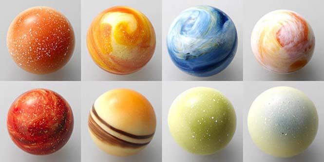 Ασυνήθιστα πράγματα από σοκολάτα (2)