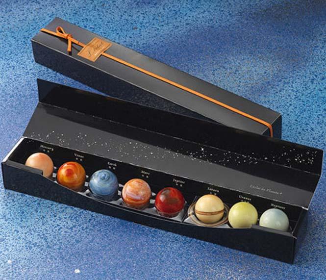 Ασυνήθιστα πράγματα από σοκολάτα (3)