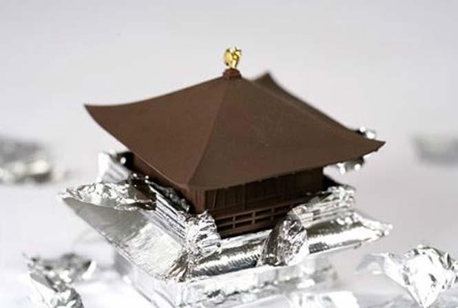 Ασυνήθιστα πράγματα από σοκολάτα (1)